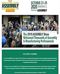 Induction Heating Solutions Assembly Show